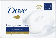 Dove Beauty Cream Bar - 4 x 100g